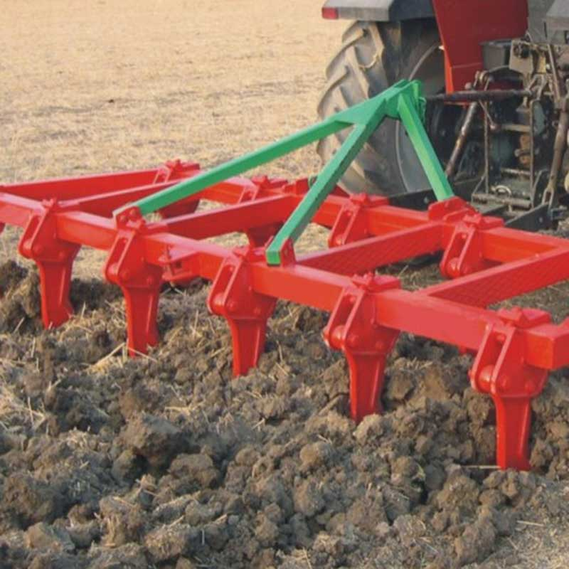 Corner machinery soil preparation corner machinery for Three uses of soil