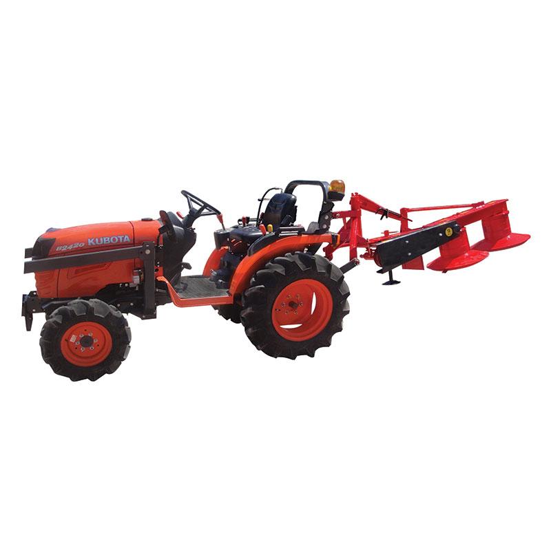 land mover machine